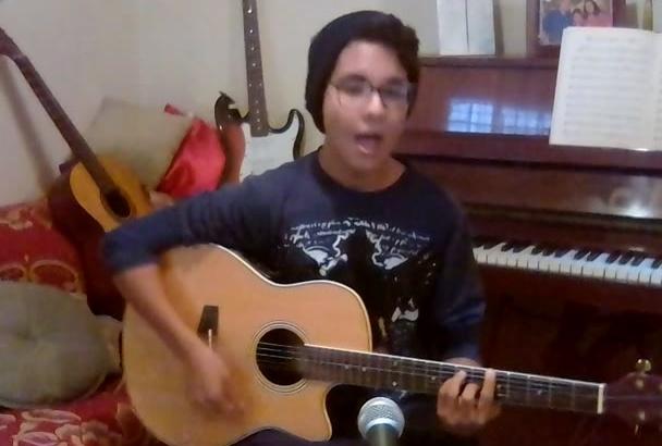 escribir una canción para tu persona especial