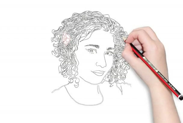 hand draw SPECTACULAR illustrations