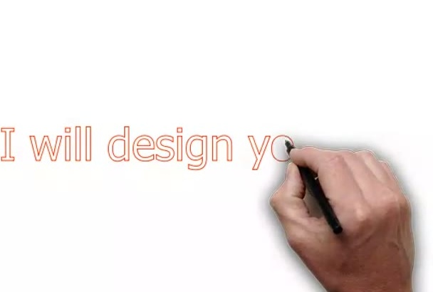 create a professional, awesome WHITEBOARD animation video