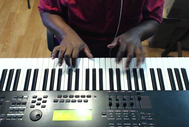 play or compose piano parts for your original music