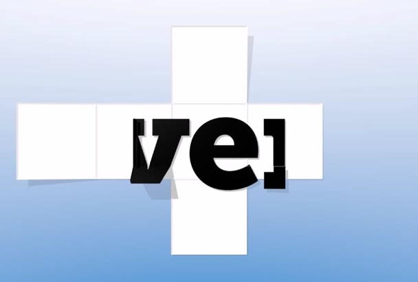 animate your logo design into a video advertising
