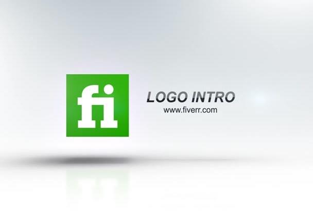 create Professional Logo Intro Video in Full HD