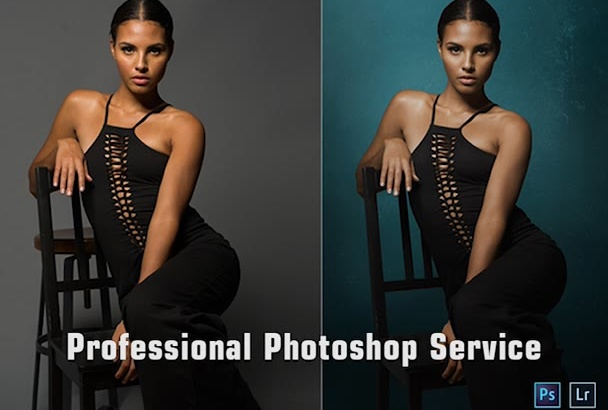 do any Photoshop job within 24 hr