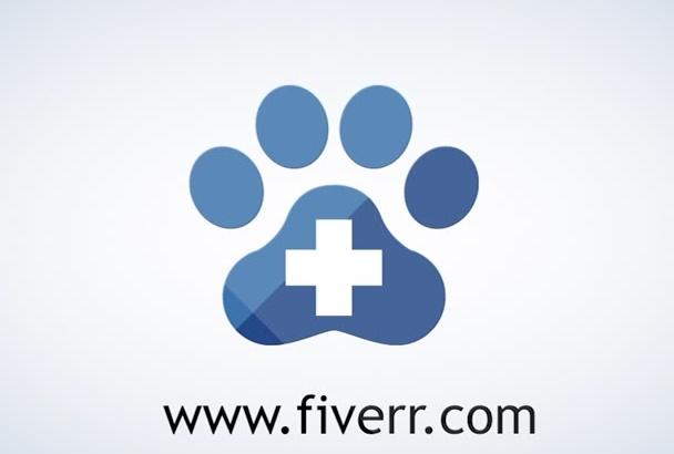 creative Clear Ribbon Logo Reveal