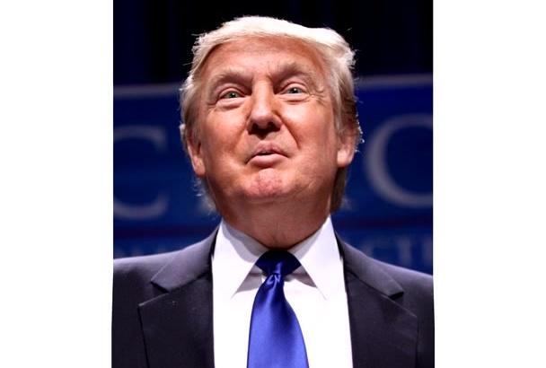 be , Donald Trump,your Spokesperson