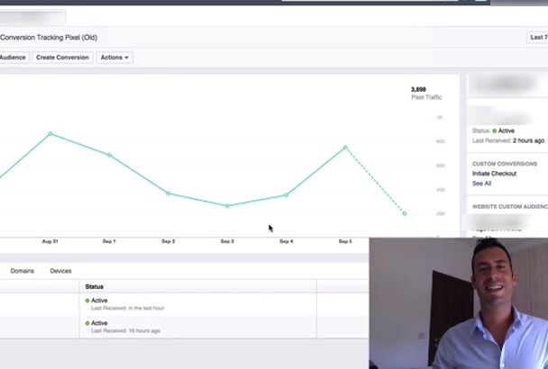 increase your SALES setting up a Facebook Pixel