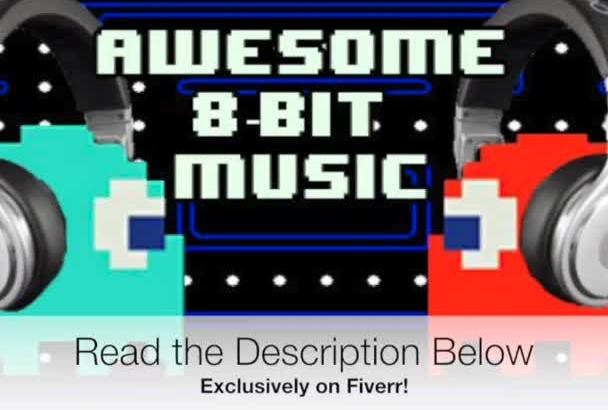 create an 8bit loop of  your favorite song