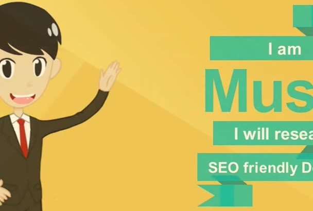 research and give you SEO friendly Domain name