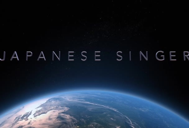 sing a song in Japanese high quality