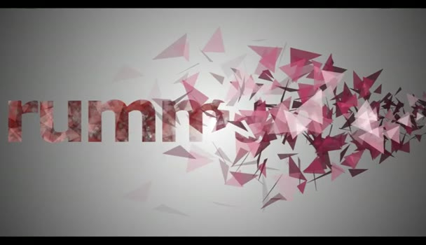 make this awesome video intro with your text or logo