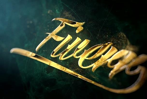 do Golden Logo intro