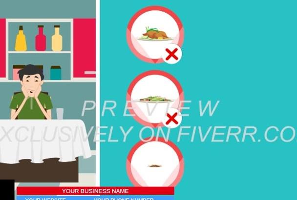 create APPLIANCE Repair Services Explainer Video