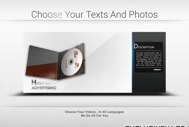 make this perfect long intro 20 slides in full HD 0055A