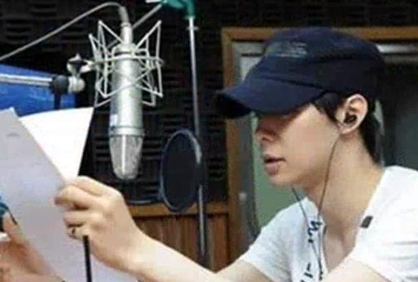 do quality Chinese voiceover
