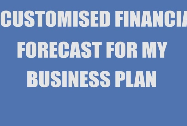 prepare detailed financial projection