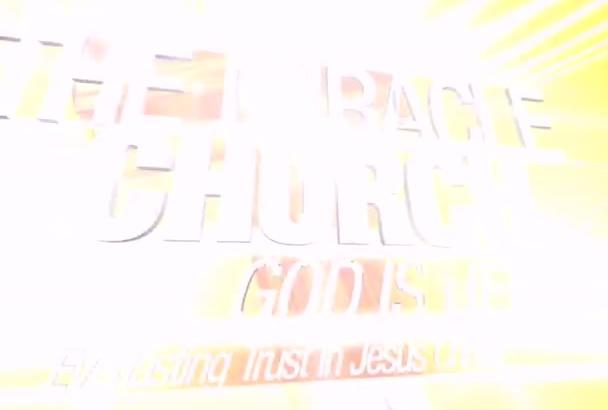create this spiritual Smooth Move Christian video intro