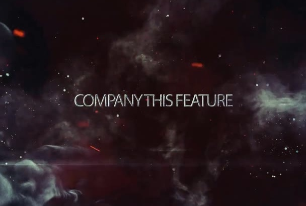 create amazing and powerful Cinematic intro video