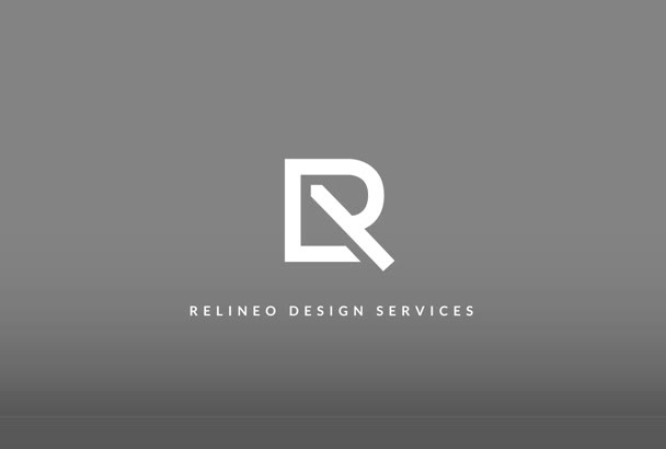 design a clean, minimal logo for your business