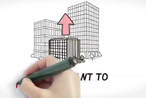 create Pro Whiteboard Explainer Video