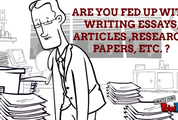 write an AMAZING and detailed paper