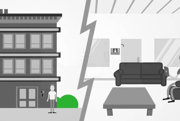 build a custom explainer video using storyboard
