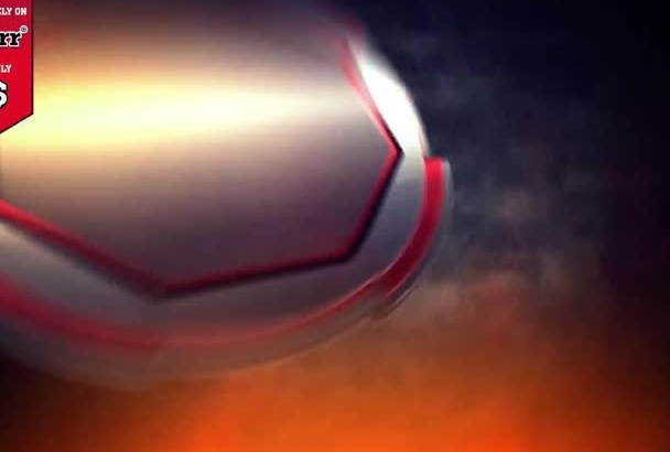 add your text and logo into this abstract full 1080 HD intro