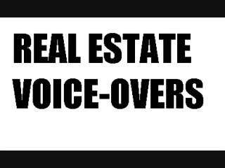 record 1 minute Real Estate Voice Over in 24 hours