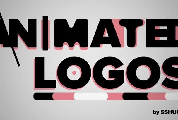 custom animate your logo