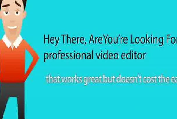 create a profesional explainer video