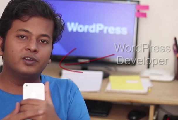wordpress, anything with WP