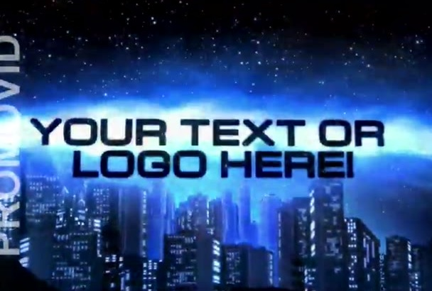 create a high end promo video Ad, Intro,  marketing or sales