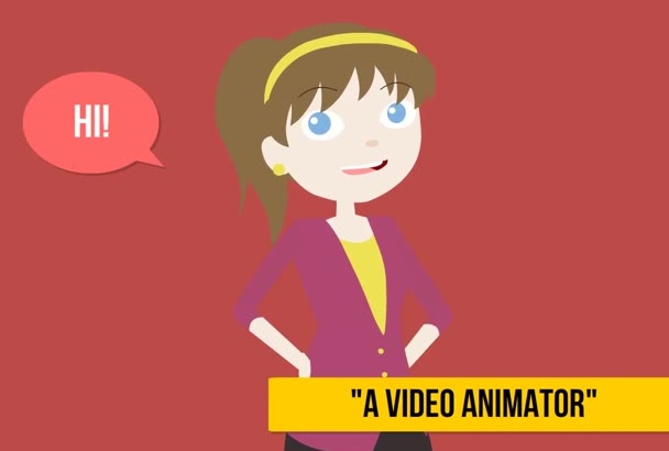 create Animated Explainer or Promotional