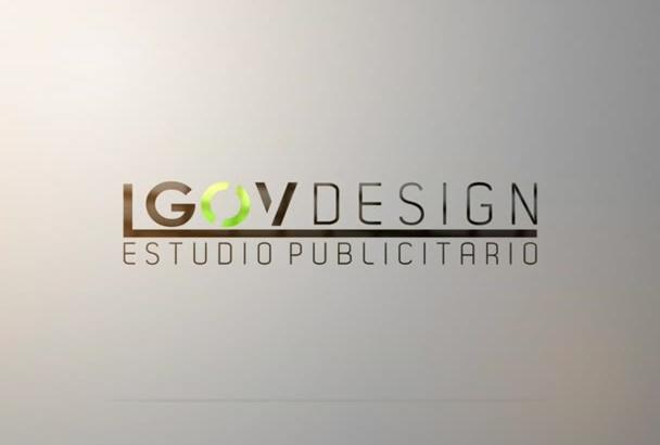 animar tu logotipo por 10 seg
