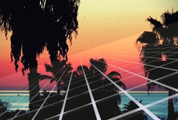remake any given song into 80s retro synthwave