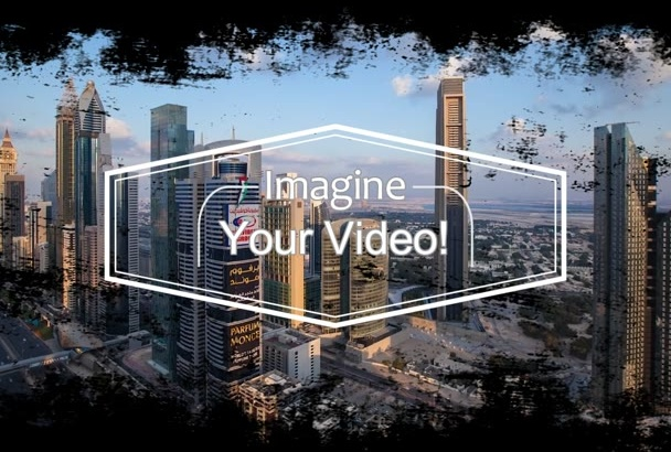 edit your video and make it Amazing