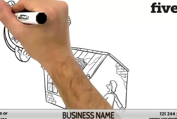 create an EFFECTIVE Roof Repair Whiteboard Video