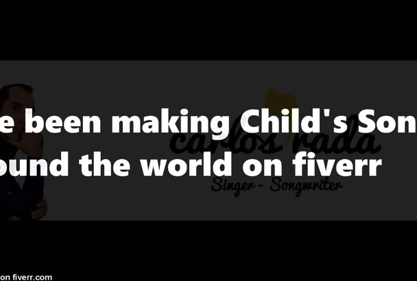 create your great kid Song