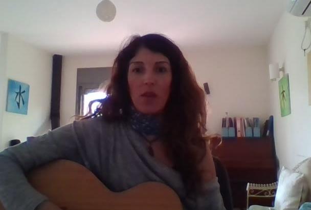 sing youre original song