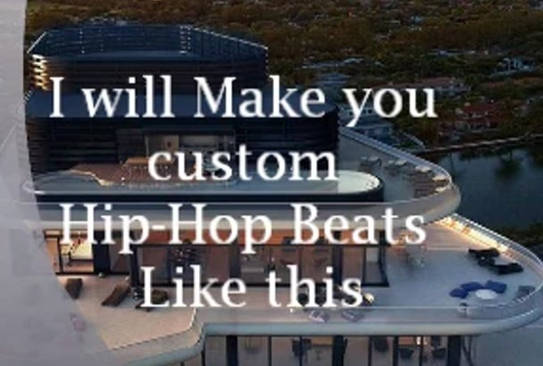 create A Custom Beat Instrumental or Do a Remake