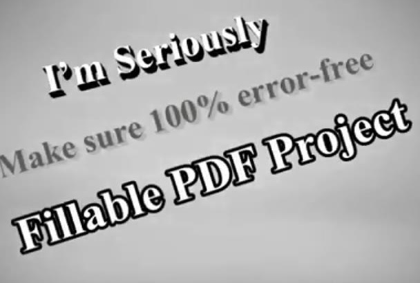 fillable pdf form, auto Calculations