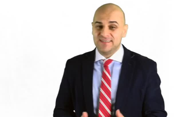 record any video testimonial or review in english