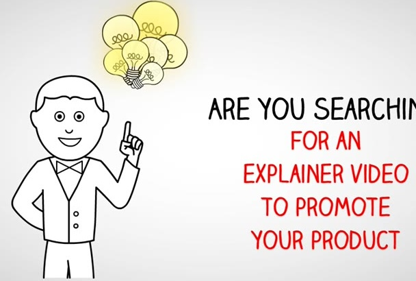 create an awesome explainer video in HD
