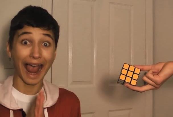 teach you how to solve Rubiks cube