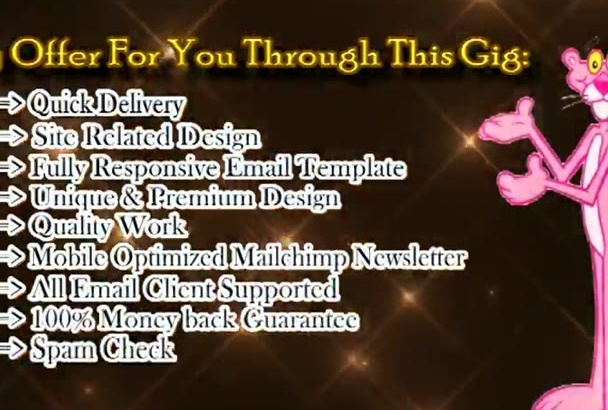 do Creative MailChimp Template