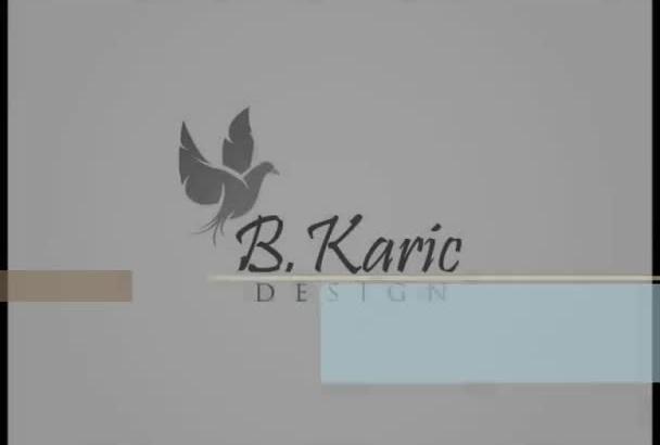 design a logo which will be unique