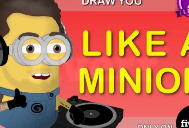 draw you like a minion