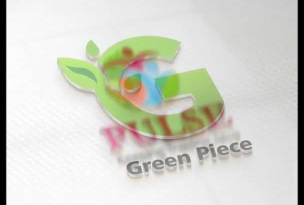 design APPEALING Flat and Minimal Logo