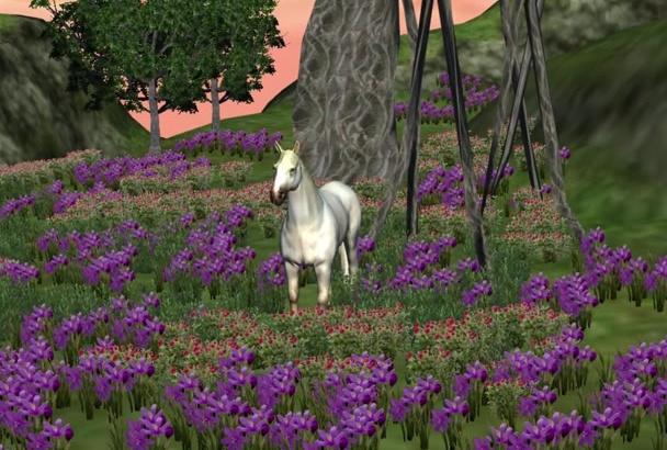 create a animal 3D animation Video