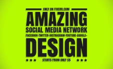 design amazing social media cover, photo, timeline, ads