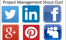 provide a Shout Out on Linked In, Twitter, Facebook and More